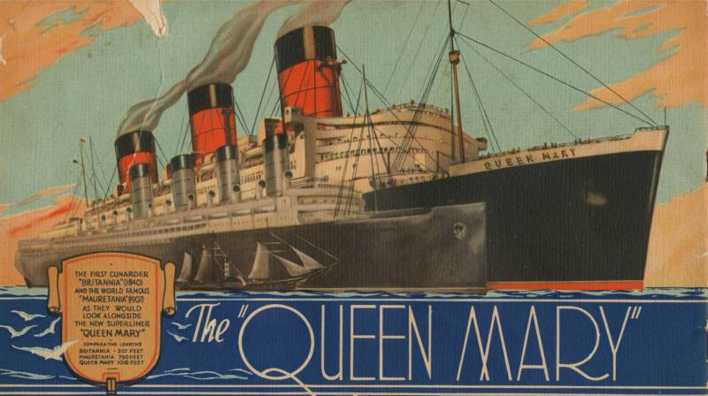 R.M.S. QUEEN MARY | 800 x 448 jpeg 53kB