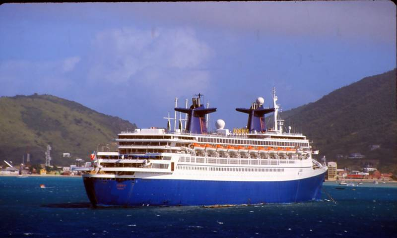 SS NORWAY - Cruise ship norway