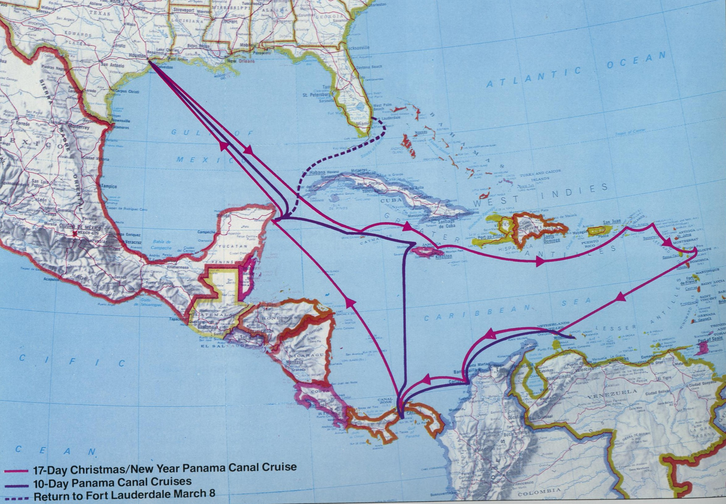 STELLA SOLARIS - Cruises leaving from galveston